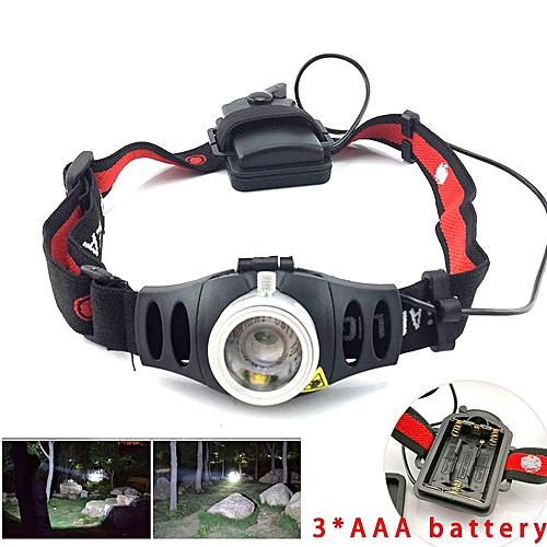 Headlight Lampe Lantern Head For Focus Q5 Led Camping Frontal Headlamp Zoom Lights Torch Bil Flashlight Powerful Aaa Lamp Frontale X8nk0wONP