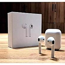 I7S Bluetooth Headphones Mini TWS Stereo Earphones Wireless Headphone - white