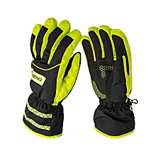 Outdoor Winter Warm windproof Gloves Electric Car Waterproof Ski Gloves