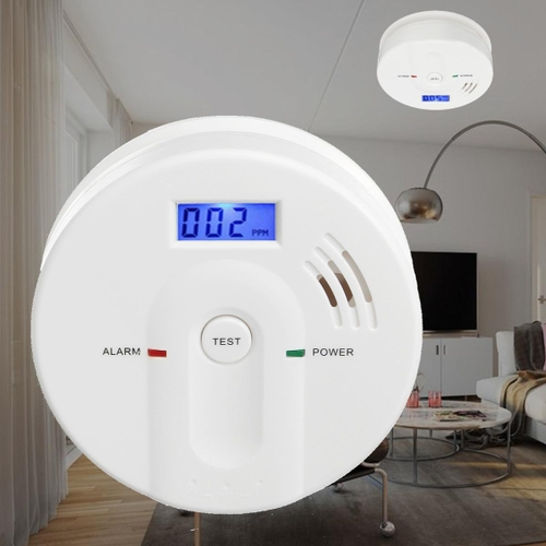 HQ Smoke Fire Alarm Sensor Detector Security System for Home Kitchen Bedroom etc & Buy Generic HQ Smoke Fire Alarm Sensor Detector Security System for ...