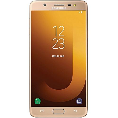 """Galaxy J7 Max - 5.7"""" - 32GB - 4GB RAM 13MP Camera - (Dual SIM) - Gold"""