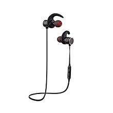 AK9 IPX4 Waterproof Wireless Bluetooth Earphone Stereo Earbuds - Black