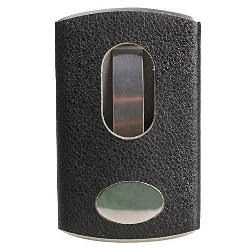 Anniversary sales buy generic smart slide out stainless steel smart slide out stainless steel pocket business card holder case black colourmoves