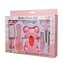 Baby Grooming Nursery Care Healthy Kit - Pink