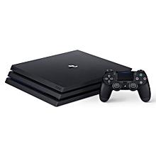 PS4 Pro 1TB Black.