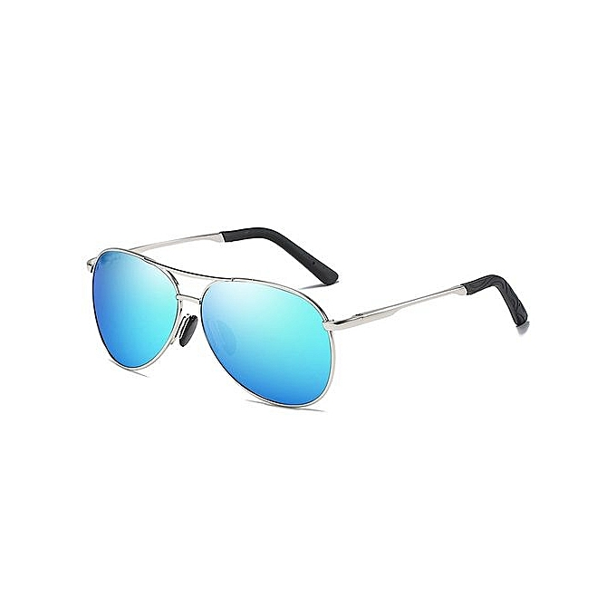 355f195a1707 Generic Refined Men s New Polarized Sunglasses Driving Mirror Fishing  Sunglasses-blue   Best Price