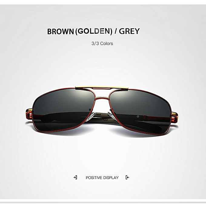 1a0dbb02e62 Generic Fashion Luxury Designer Vintage men s Sunglasses Polarized ...
