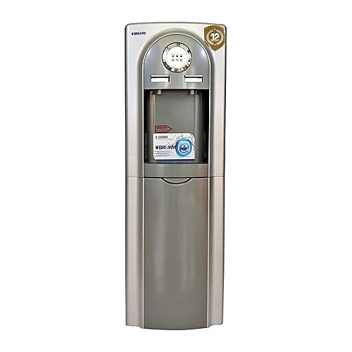 BWD HC 37CE - Water Dispenser - Grey Silver