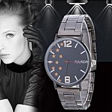 Women Ladies Casual New Design Alloy Strap Quartz Wrist Watch C