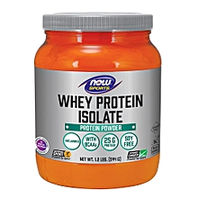 Whey Protein Concentrate Unflavored Powder - 680g