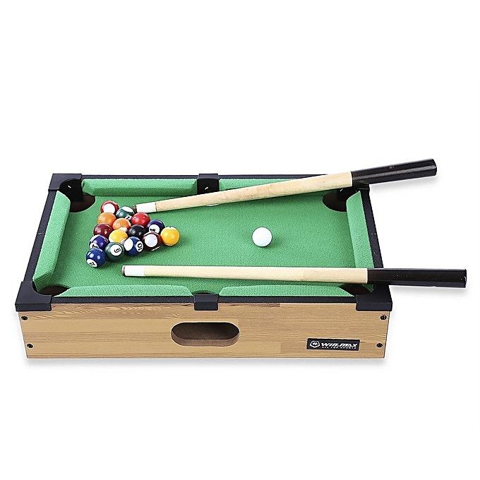 Buy Generic WIN MAX Funny Mini Size Table Billiards Competition - Mini pool table size