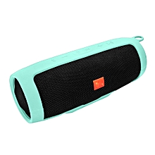 Speaker For  JBL charge3 Bluetooth Speaker Portable Mountaineering Silicone Case-Sky Blue