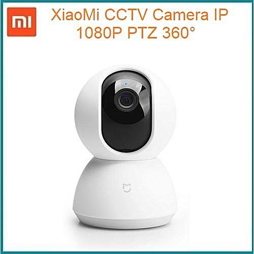 Xiaomi Mijia Smart Home IP Camera 1080P PTZ CCTV iOS Android 360° Degree  (White
