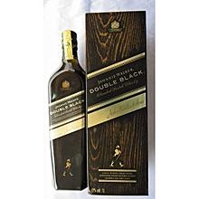 JOHNNIE WALKER Double Black - (1 Litre)- 40 percent volume