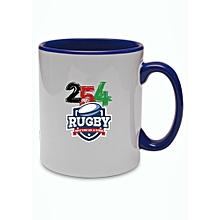 254 (Kenya) Rugby Ceramic Mug