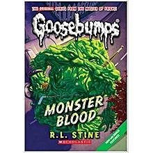 Monster Blood (Classic Goosebumps #3)- R. L. STINE