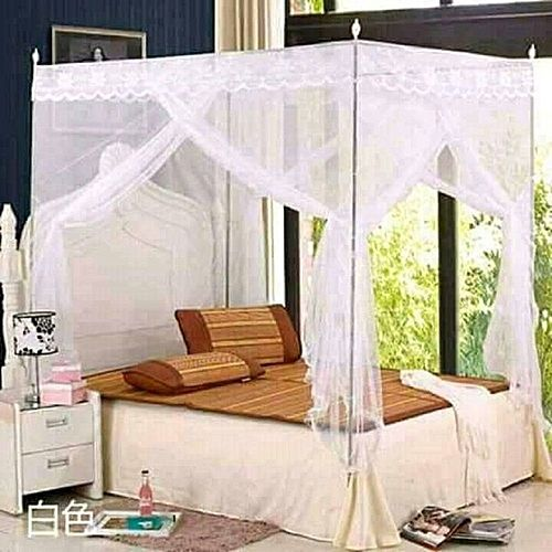 New Mosquito Net with Metallic Stand -