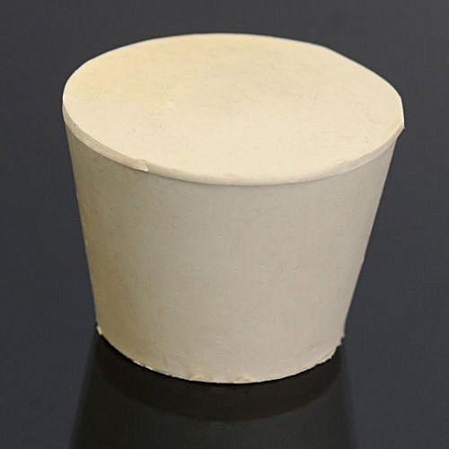 Freebang Flask Test Tube Laboratory Lab Rubber Plug Bung Stopper Tapered Alkali-resisting 8#