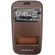 Samsung Galaxy Grand -  FlipCover - Brown