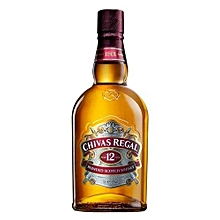 12 Year Old Blended Scotch Whisky - 750 ml