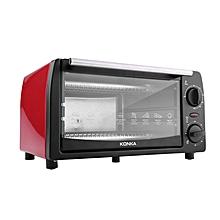 KONKA KAO-1202E Electric Oven Household Multifunctional 12L Home Mini Galvanized Sheet Baking Oven