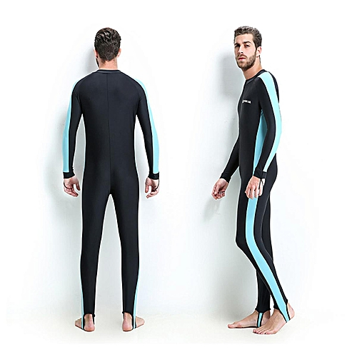 d54f74f8ef Generic Unisex Watersport Surfing Swimming Snorkeling Suit Jumpsuit Scuba  Diving Wetsuit
