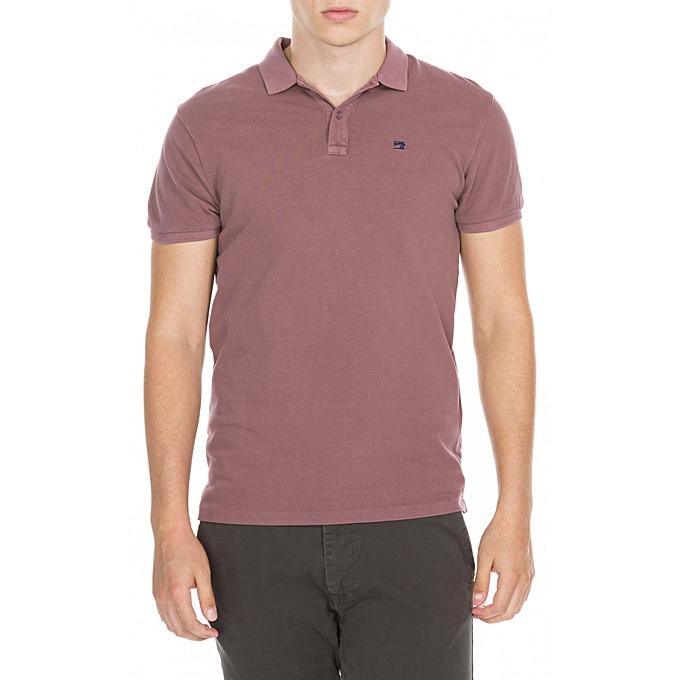 72c7a4e94 Scotch & Soda Polo Shirt Violet Men @ Best Price | Jumia Kenya
