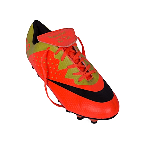 cheap for discount d26f6 a8416 Hypervenom Orange-green match soccer boots