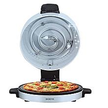 Pizza/ Crepe/ Chapati/ Arabic bread maker- Off-white and Black
