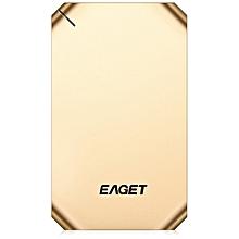 G60 USB 3.0 2.5 inch HDD Enclosure - Golden
