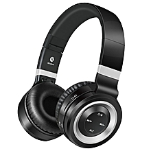 Lunar series Bluetooth headphones - Black/Silver
