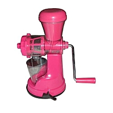Handheld Fruit and Vegetable Juicer & Extractor - Pink