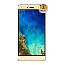 "W5 Lite - 5.5"" - 16GB - 1GB RAM - 13MP Camera - Dual SIM - 4G - Champagne Gold"