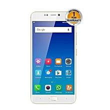 "A1 Lite  - 5.3"" - 32GB - 3GB RAM - 13MP Camera - Dual SIM, 4G - Gold"