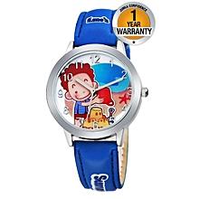 Blue Aquaracer Kids Wrist Watch