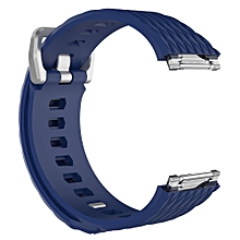 Soft Silicone Replacement Sport Strap Watchband For Fitbit Ionic Smart Watch BU