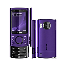 Nokia 6700S 3G Mobile Phone Slide Phone - Purple