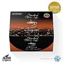LIVEN COFFEE ( WORLD'S FIRST ALKALINE COFFEE)