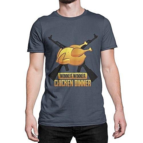 ef52bb02e Generic PUBG Pioneer Shirt Pubg Pioneer Men T-Shirt Winner Winner Chicken  Dinner Pubg Tee @ Best Price Online | Jumia Kenya