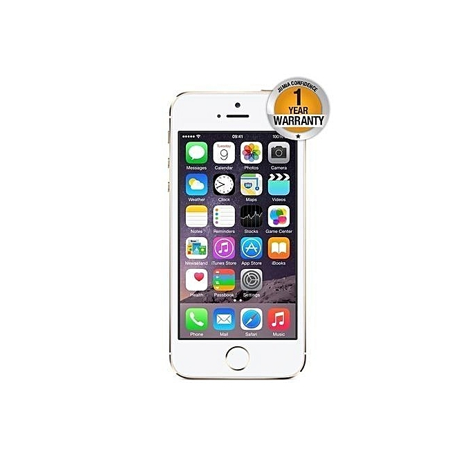 iPhone 5s - 32GB - 1GB RAM - 8MP Camera - Single Sim - Gold