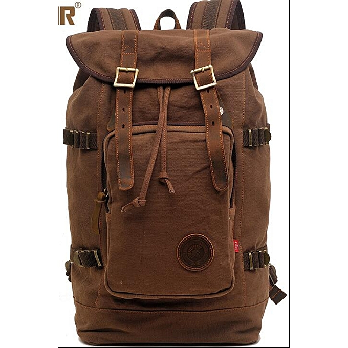 4008477a14f Refined New Fashion Classic Style Travel Large Backpack Shoulder Bags ...