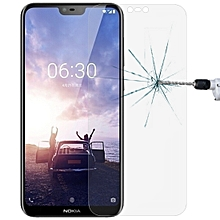 0.26mm 9H 2.5D Tempered Glass Film for Nokia X6
