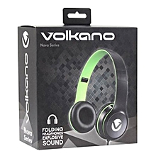 Nova Series Headphones - Green