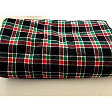 Kenya Flag Colours Maasai shuka blanket - for Multipurpose use