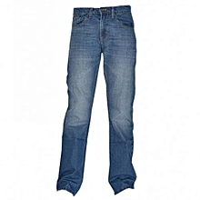 Light Blue Men's Denim Pants