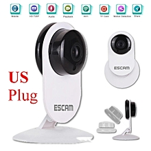 ESCAM Ant QF605 HD WIFI IR-Cut P2P Support IOS/Android Security IP Camera US