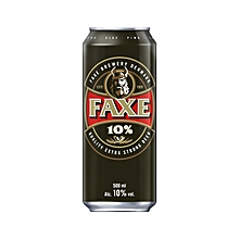 Quality extra strong 10%, Beer- 500ml (6 pack)