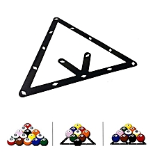8/9/10 Ball Billiard Pool Cue Save Time Plastic Useful Black Magic Rack Sheet 1