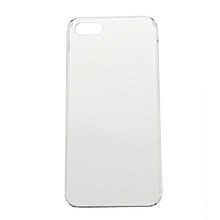 Smooth Crystal Plastic Hard Skin Back Case Cover Protector For Apple iPhone 5