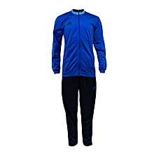 T/Suit Con16 Pes Men- Ax6543royal/Black- L
